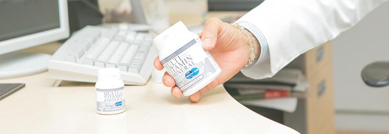 漢方薬やサプリメントも活用した治療